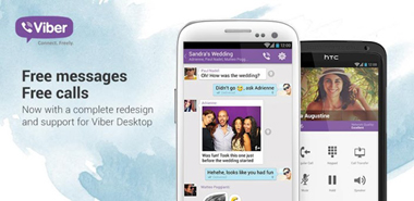 Viber: Free Messages & Calls