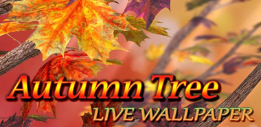 Autumn Tree Live Wallpaper