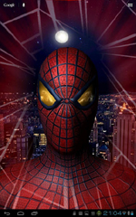 Amazing Spider-Man 3D LWP