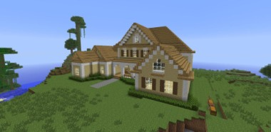 Amazing Minecraft House