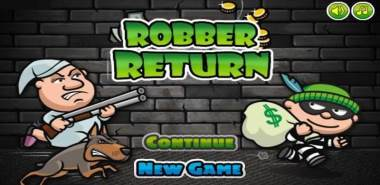 Ace Cheap Thief (Robber Return)