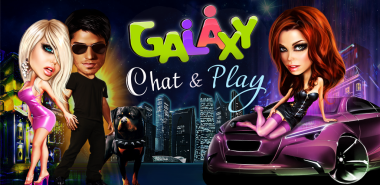 Galaxy - Chat & Play