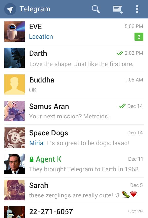 Как сделать на русском телеграмм на андроид